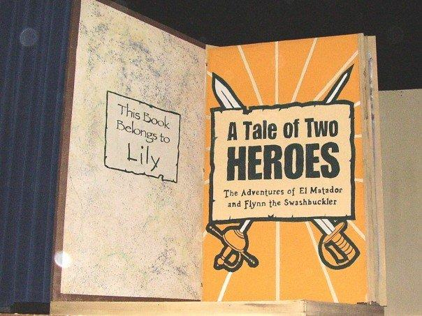 Click here for more information about A Tale of Two Heroes